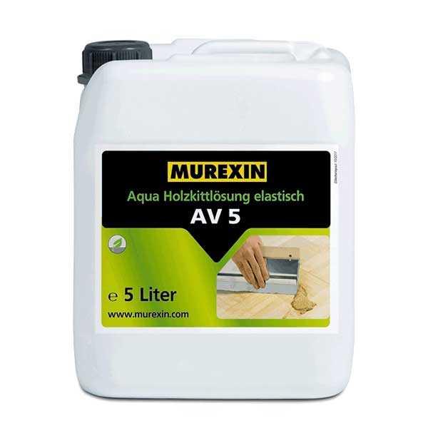 Murexin AV 5 Aqua Elasztikus fatapaszoldat