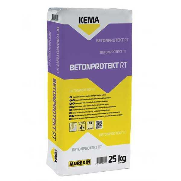 Murexin BETONPROTEKT RT betonjavító habarcs - 25 kg