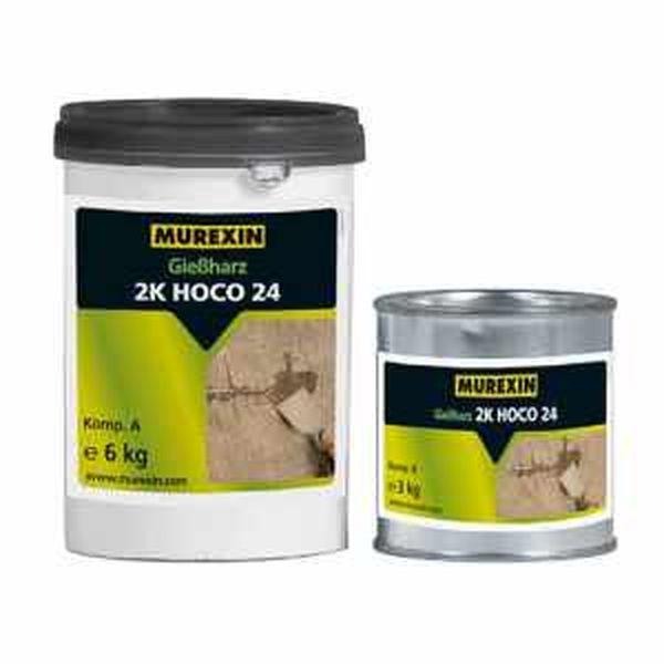 Murexin 2K HOCO 24 kiöntőgyanta 9 kg 2 komponens - A komponens - 6 kg