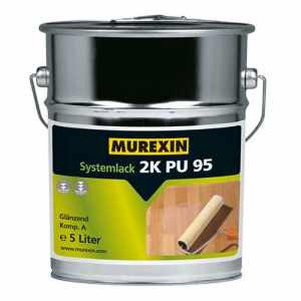 Murexin 2K PU 95 lakk, A+B komponens - 10 l