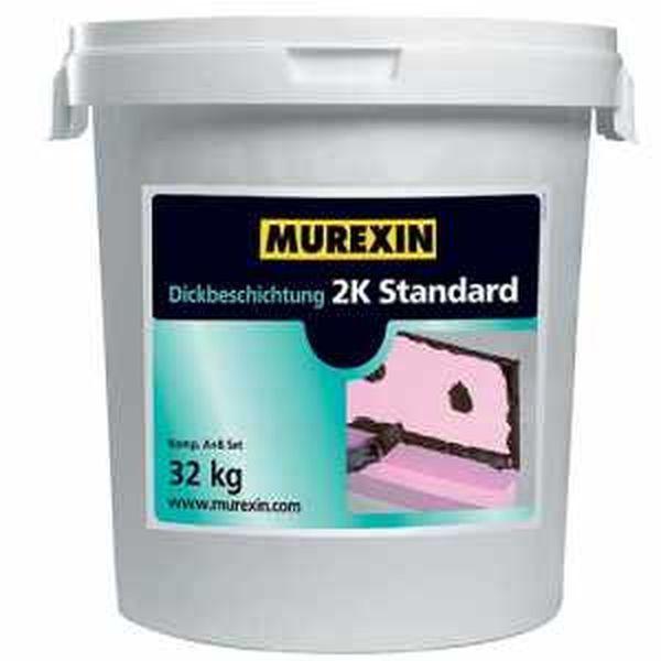 Murexin 2K Standard bitumenes vastagbevonat - 32 kg