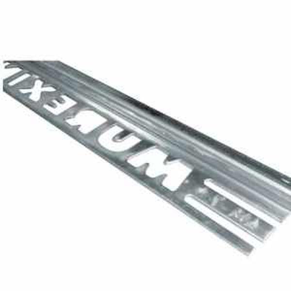 Murexin 4 sarkú zárósín - nemesacél V2A matt, 11 mm - 3 m