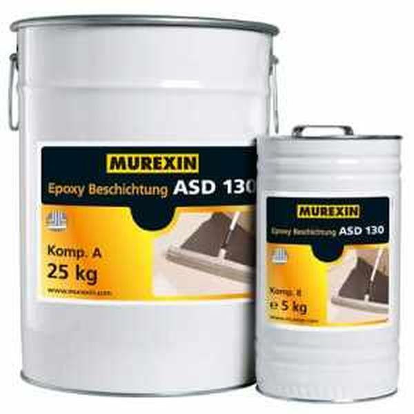 Murexin ASD 130 epoxibevonat, A+B komponens - II. színkategória - 30 kg