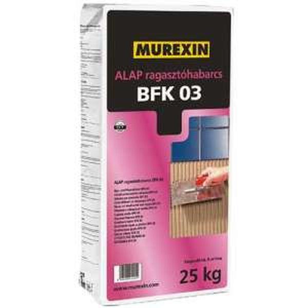 Murexin BFK 03 alap ragsztóhabarcs 25 kg