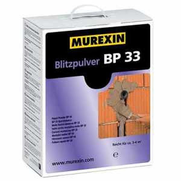 Murexin BP 33 gyorshabarcs / Blitzpulver - 10 kg