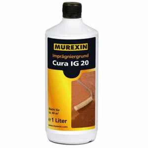 Murexin Cura IG 20 impregnáló - 1 l