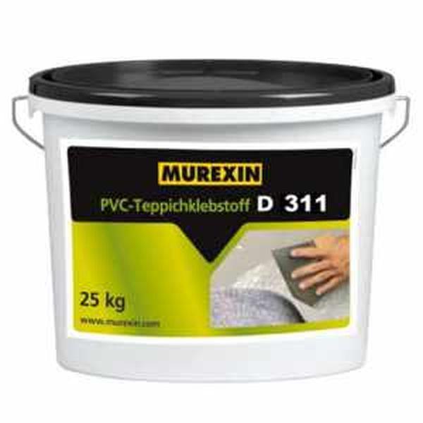 Murexin D 311 PVC- és szőnyegragasztó - 25 kg