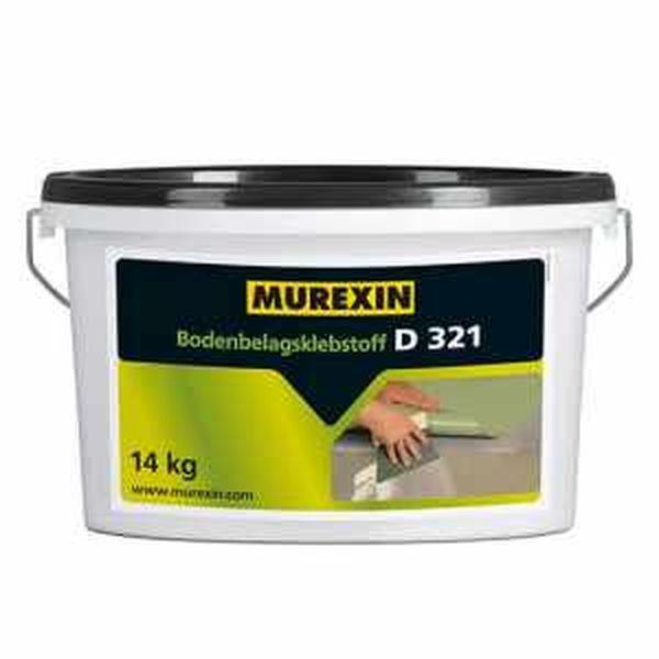 Murexin D 321 padlóburkolat ragasztó - 14 kg