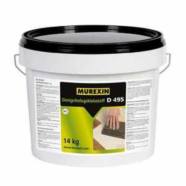 Murexin D 495 designburkolat ragasztó 6 kg