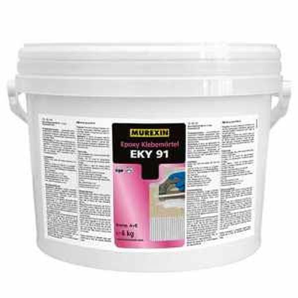 Murexin EKY 91 univerzális epoxi ragasztó - fehér - 6 kg