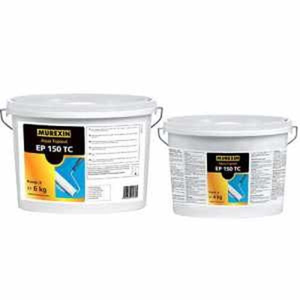 Murexin EP 150 TC Aqua Topcoat 10 kg - 2 komponens - A komponens - 4 kg