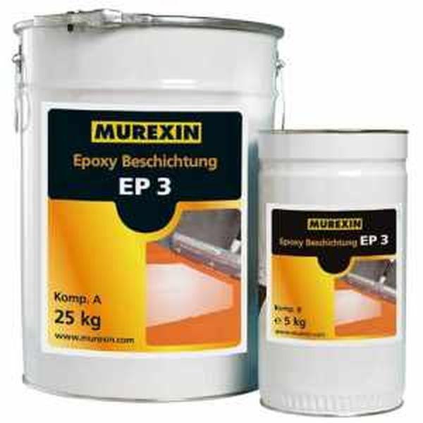 Murexin EP 3 , A+B komponens - II. színkategória - 30 kg