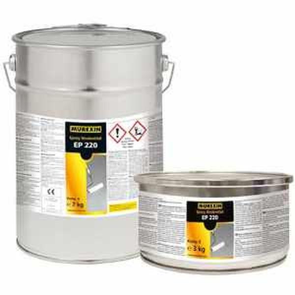 Murexin EP 220 epoxi kötőanyag, A+B komponens - 10 kg