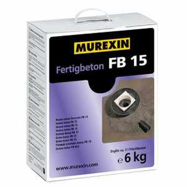 Murexin FB 15 készbeton - 6 kg