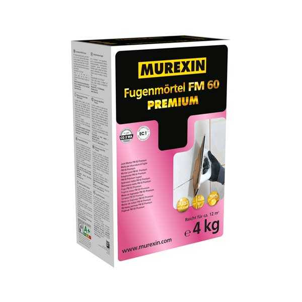Murexin FM 60 Prémium fugázó - bazalt - 2 kg