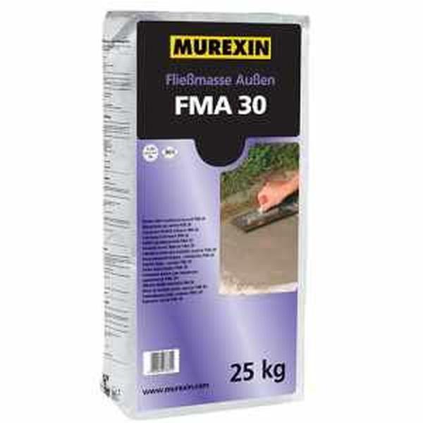 Murexin FMA 30 kültéri aljzatkiegyenlítő - 25 kg