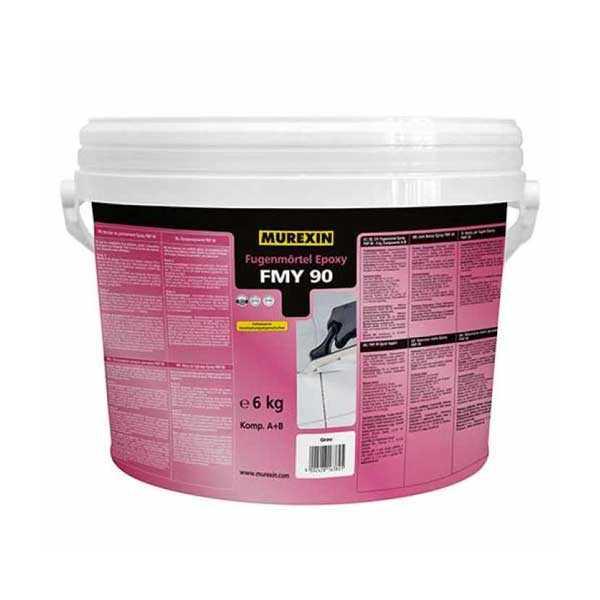 Murexin FMY 90 epoxi fugázó - bázis FM 60 Prémium színekben - 6 kg