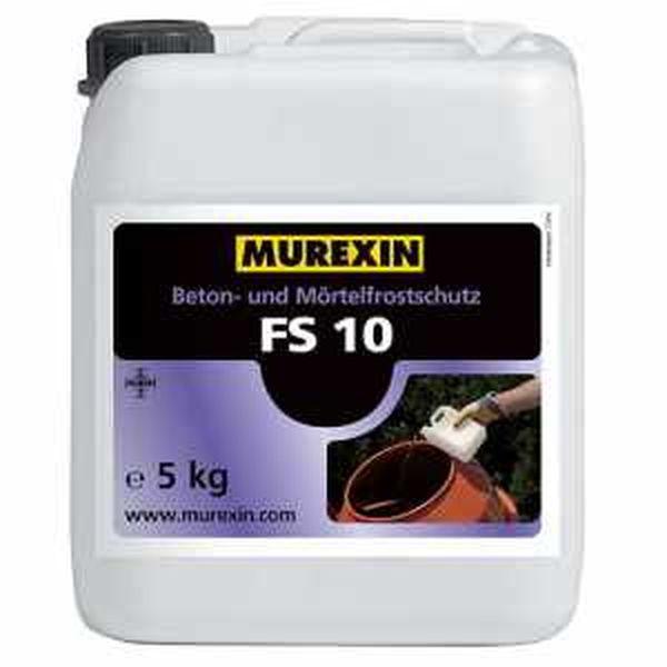 Murexin FS 10 beton- és habarcsfagyásgátló adalékszer - 1 kg