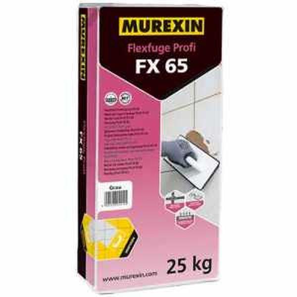 Murexin FX 65 profi flexfugázó - silbergrau - 4 kg