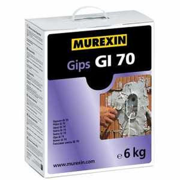 Murexin GI 70 gipsz - 6 kg