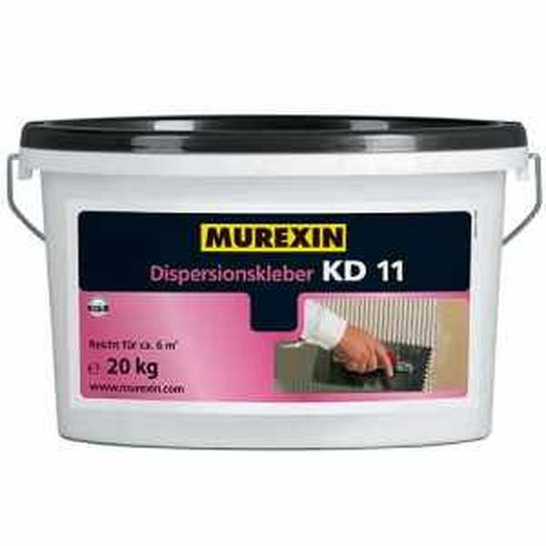 Murexin KD 11 diszperziós ragasztó - 20 kg