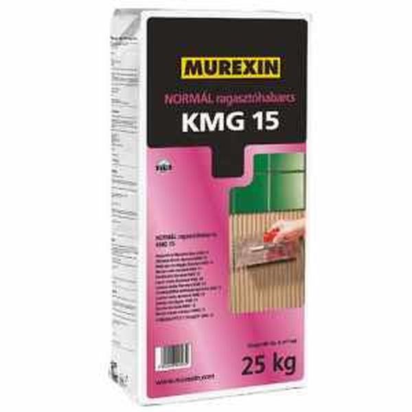 Murexin KMG 15 normál ragasztóhabarcs - 25 kg