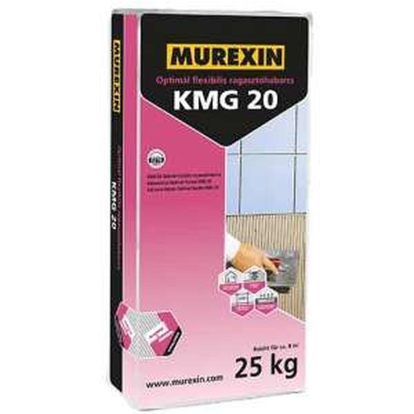 Murexin KMG 20 Optimál flexibilis ragasztóhabarcs 25 kg