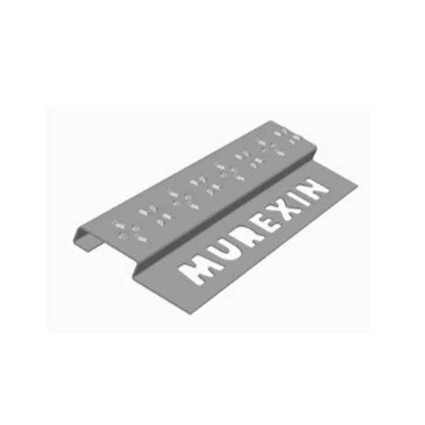 Murexin Lépcsőprofil 3 m nemesacél MS 11 - 11 mm