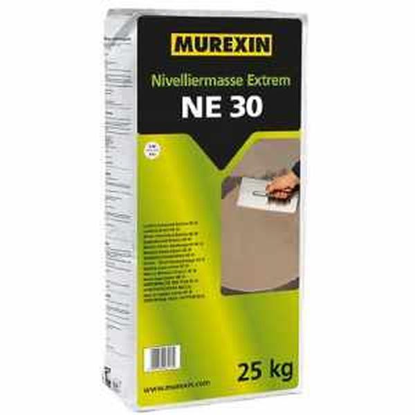 Murexin NE 30 Extrém aljzatkiegyenlítő - 25 kg