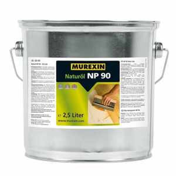 Murexin NP 90 természetes olaj natúr - 0,75 l