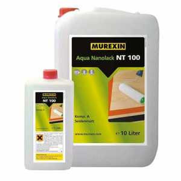Murexin NT 100 NANO Parkettalakk magasfényű - 5,5 l