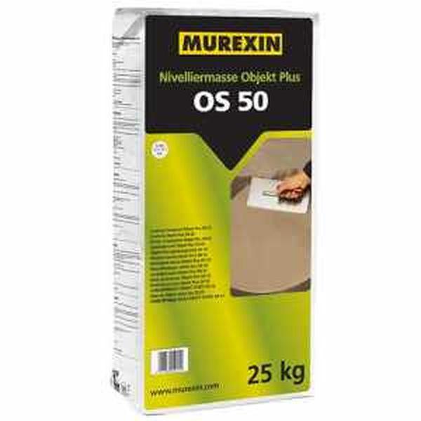 Murexin OS 50 Objekt Plusz önterülő aljzatkiegyenlítő - 25 kg