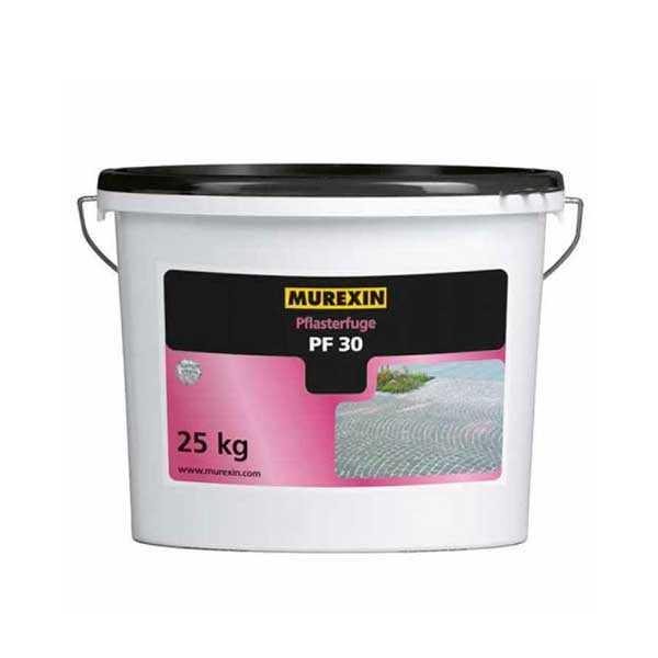 Murexin PF 30 díszburkolat fugázó - bazaltszürke - 25 kg