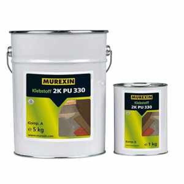 Murexin PU 330 2 K ragasztó, A+B komponens - 6 kg