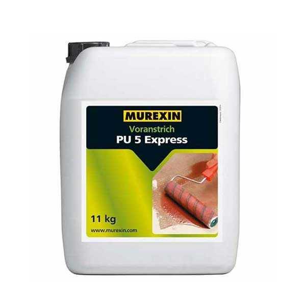 Murexin PU 5 Expressz alapozó - 11 kg