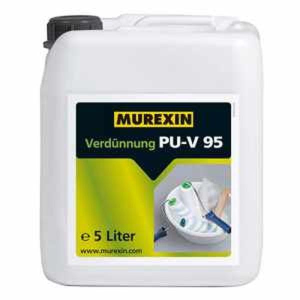 Murexin PU-V 95 hígító - 5 l