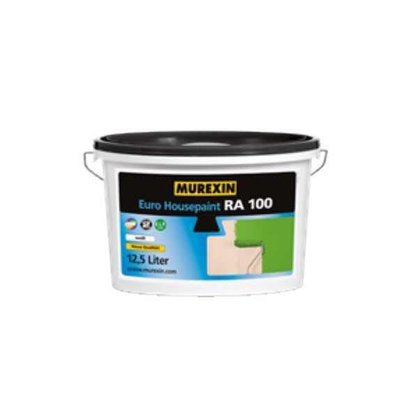 Murexin RA 100 Euro Housepaint Univerzális festék 2,5 kg - fehér bázis