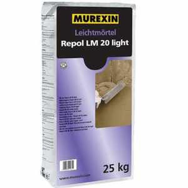Murexin Repol LM 20 Light betonjavító habarcs - 25 kg
