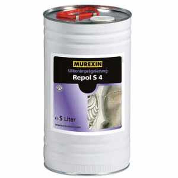 Murexin Repol S4 szilikon impregnáló - 5 l