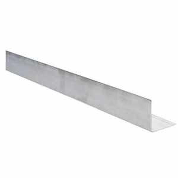 Murexin sarokvédő profil (ragasztandó) középületekbe - nemesacél - 2,5 m