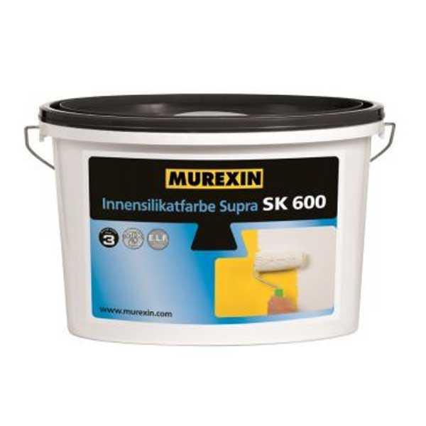 Murexin SK 600 Beltéri szilikát festék - 15 L