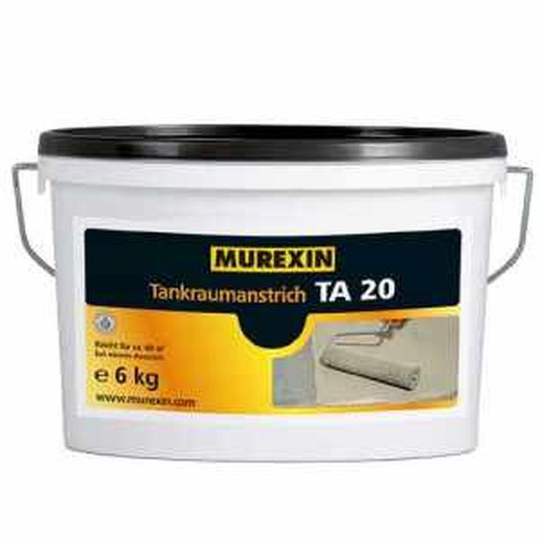 Murexin TA 20 olajálló oldószermentes bevonóanyag - RAL 7032 kavicsszürke - 6 kg