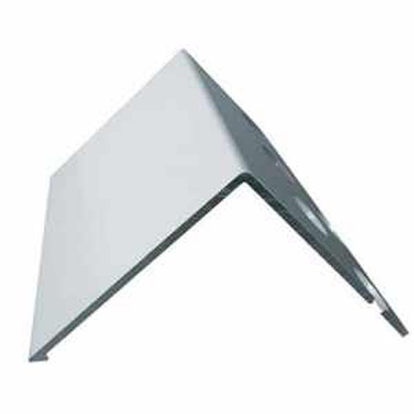 Murexin teraszprofil - ezüstszürke, 40 mm - 3 m