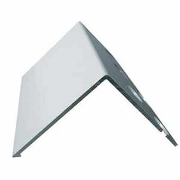 Murexin teraszprofil - ezüstszürke, 100 mm - 3 m