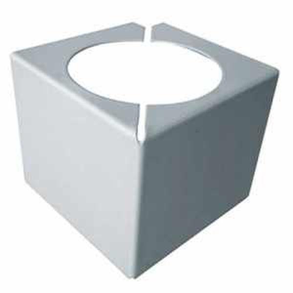 Murexin teraszprofil sarokelem - ezüstszürke, 100 mm - 3 m