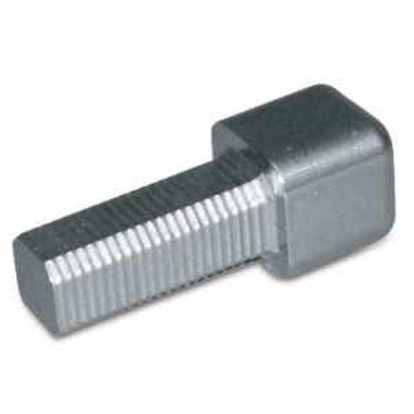 Murexin záróelem a 4 sarkú zárósínhez - nemesacél V2A, matt 11 mm