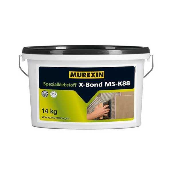 Murexin X-BOND MS-K88 Speciális ragasztó  - 15 kg