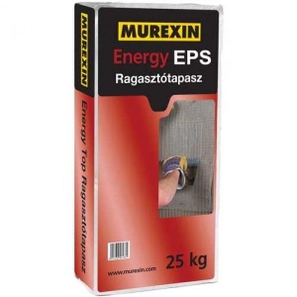 Murexin Energy EPS ragasztótapasz 25 kg