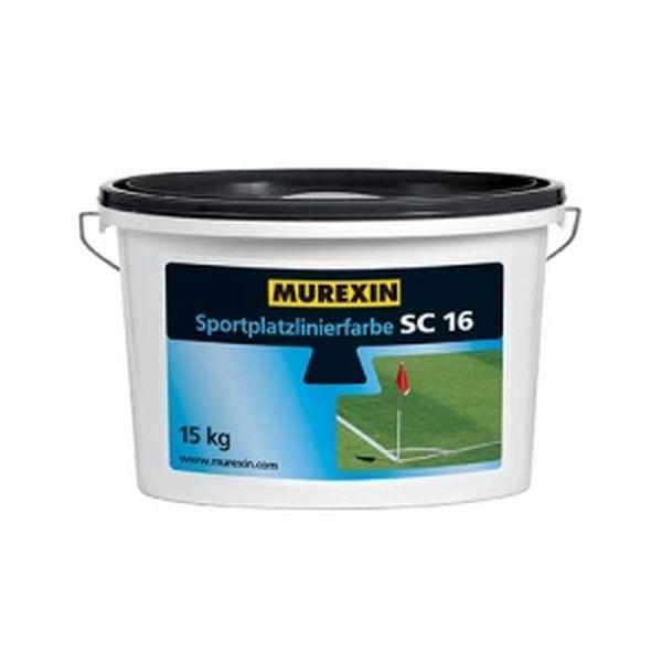 Murexin SC 16 sportpálya vonalfesték - 15 kg