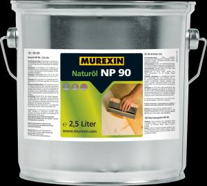Murexin NP 90 természetes olaj - Doussie - 2,5 l